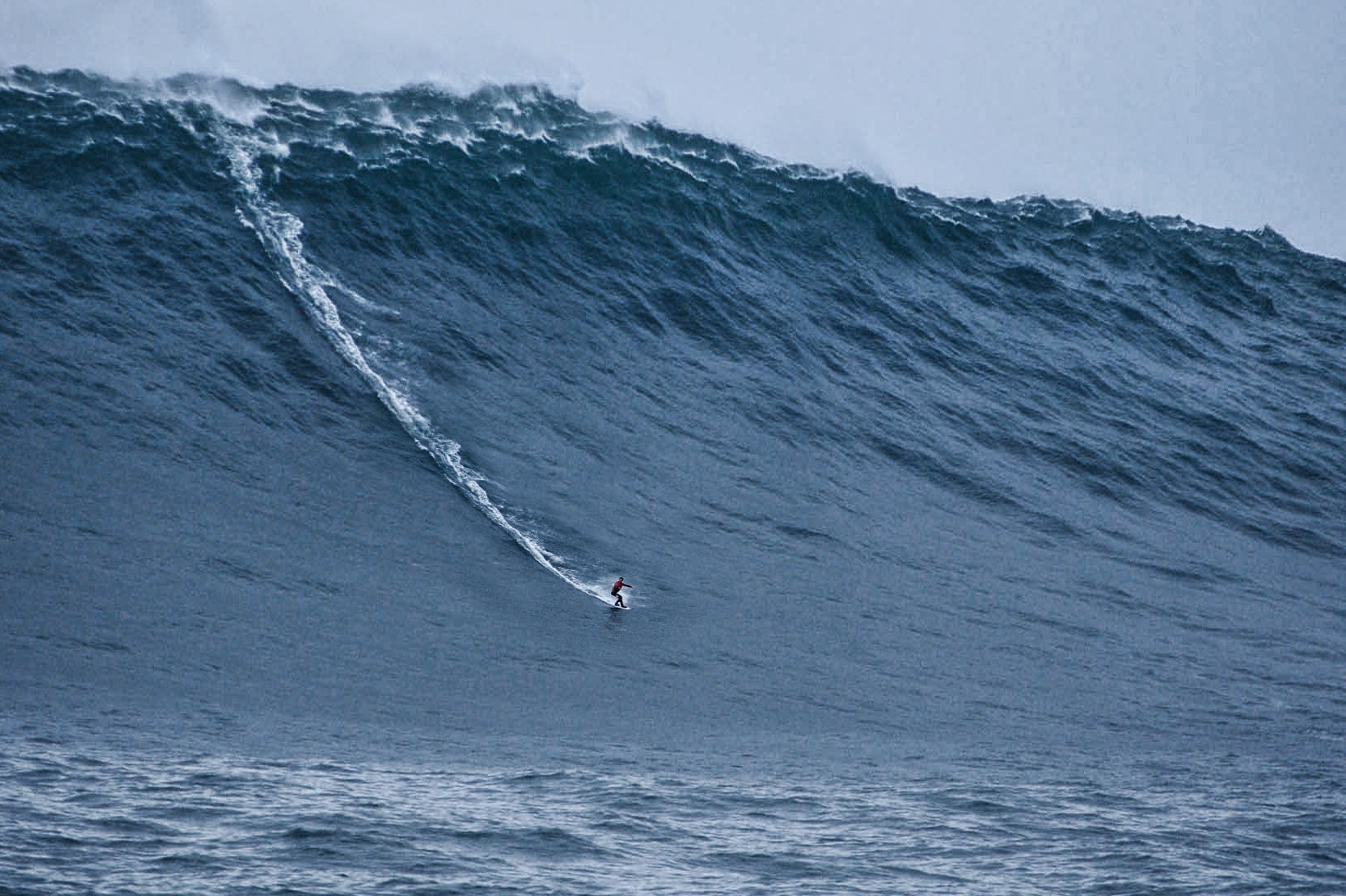 Managing social media is like surfing a giant wave